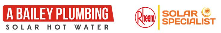 A B Plumbing & Solar Logo